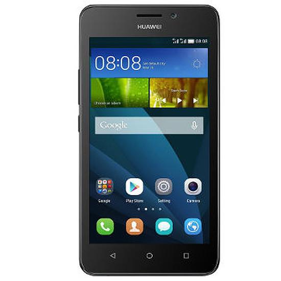 Smartphone et téléphone mobile Huawei Ascend Y635 (noir)