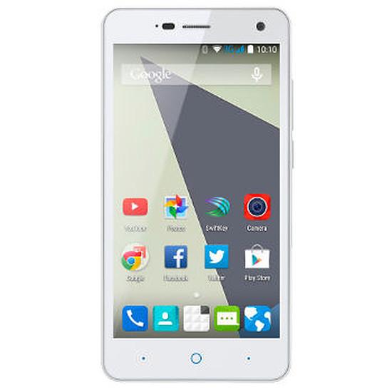 Smartphone et téléphone mobile ZTE Blade L3 (blanc)