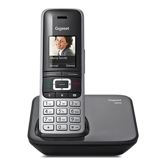 Téléphone fixe sans fil Gigaset S850