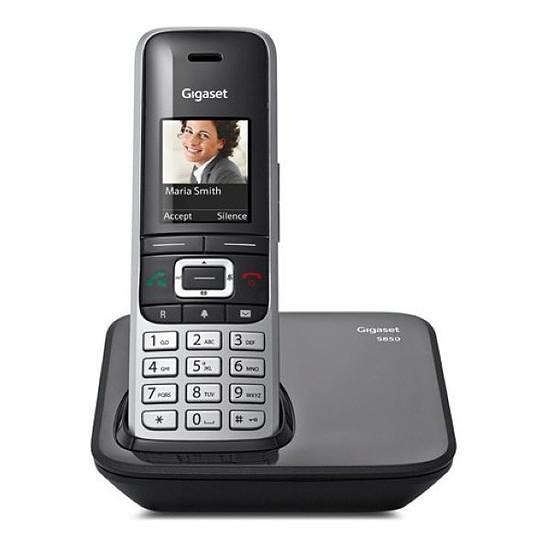Téléphone fixe sans fil Gigaset S850 - Autre vue