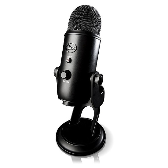 Microphone Blue Microphones Yeti - Noir