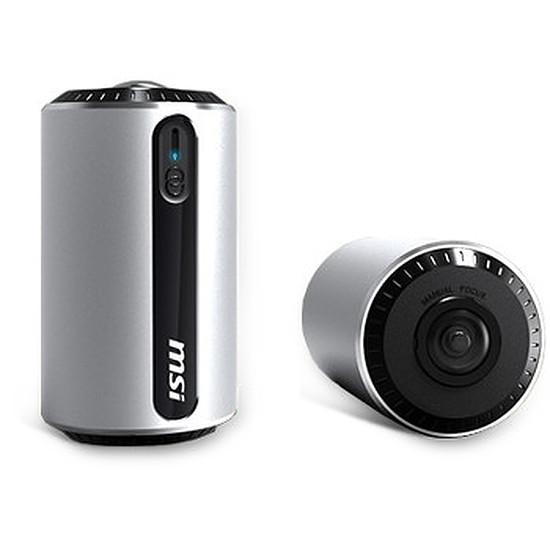 Caméra IP MSI Caméra IP Wi-Fi SomeThings PANOCAM 360° Fisheye