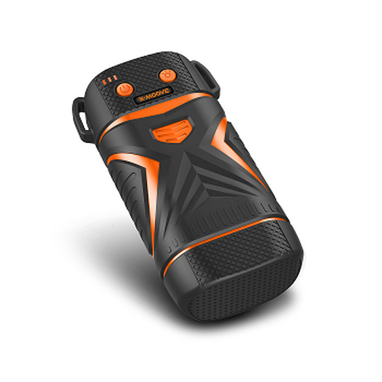 Batterie et powerbank  X-Moove Powergo Rugged 5600 mAh Orange 1 port USB