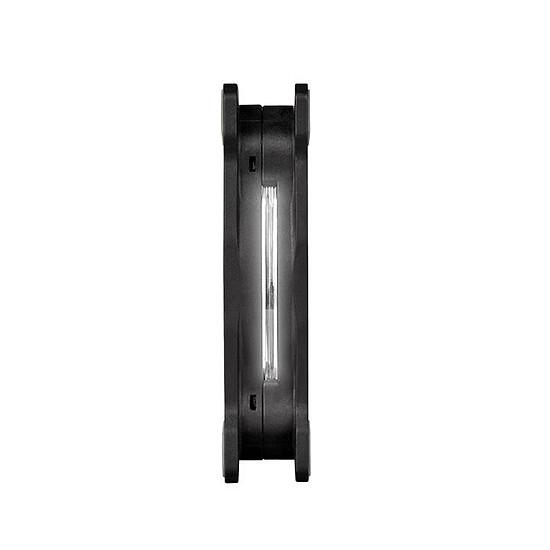 Ventilateur Boîtier Thermaltake Riing 12 LED - Blanc - Autre vue