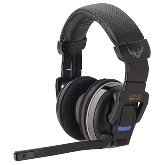 Casque micro Corsair Gaming H2100 Wireless 7.1 - Greyhawk (PC)