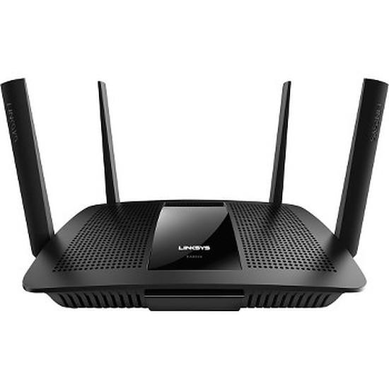 Routeur et modem Linksys EA8500 - Routeur MAX-STREAM WiFi AC2600 MU-MIMO