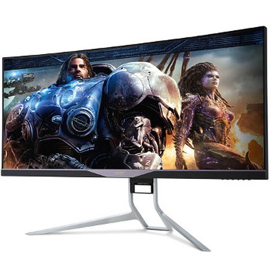 Écran PC Acer Predator XR341CKbmijpphz - Incurvé - FreeSync