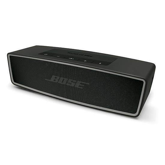Enceinte sans fil Bose SoundLink Mini II ( 2 ) Bluetooth Noir