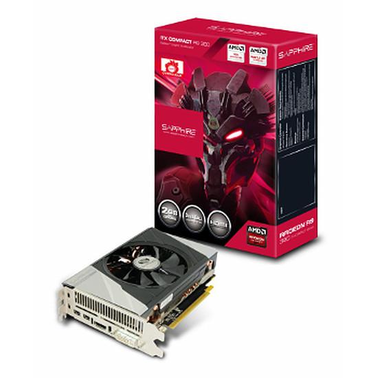 Carte graphique Sapphire Radeon R9 380 ITX COMPACT - 2 Go