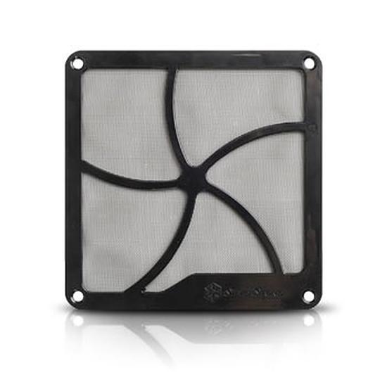Grille ventilateur PC Silverstone Filtre magnétique FF122B - 120mm