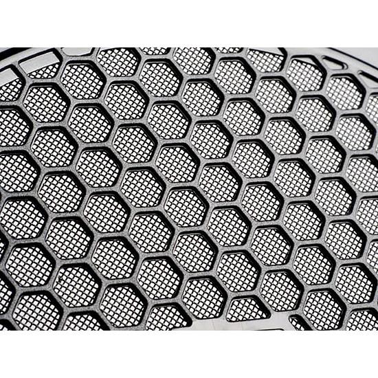 Filtre anti-poussière Silverstone Grille et filtre ventilateur 80 mm - Autre vue