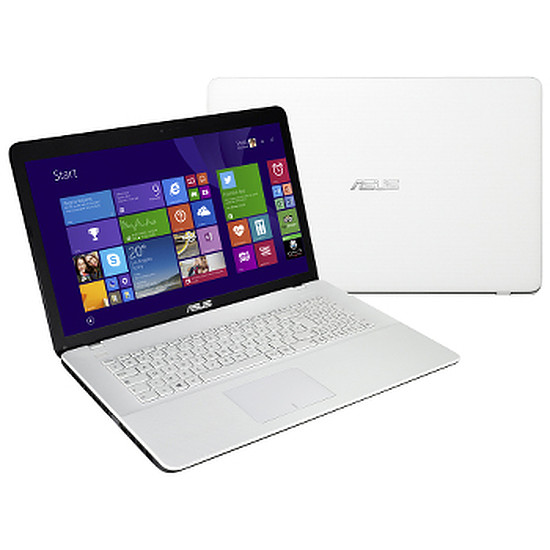 PC portable Asus X751LJ-TY109T - i3 - 4 Go - 1 To - 920M - Win 10