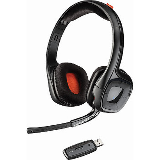 Casque micro Plantronics GameCom 818 (PC/PS4)