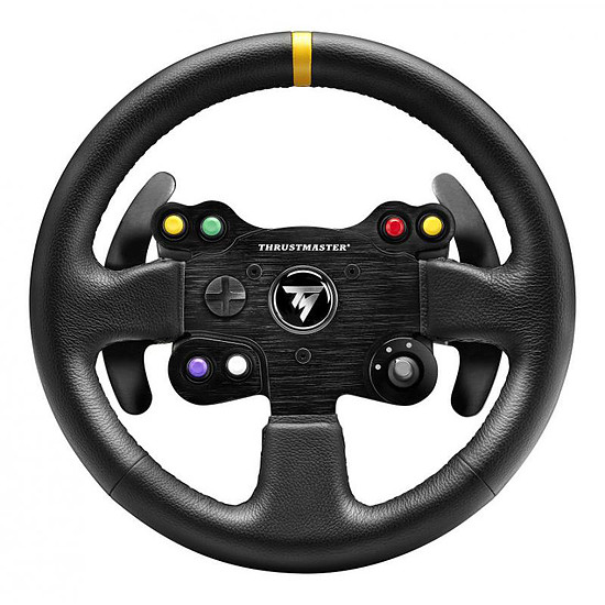 Simulation automobile Thrustmaster TM Leather 28 GT - Add-On Volant - Autre vue
