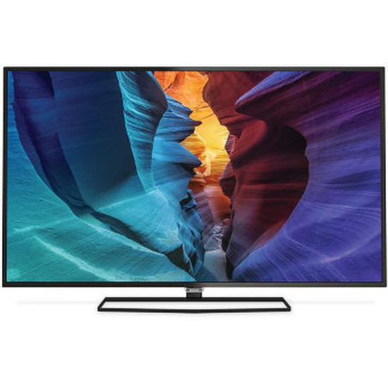 TV Philips 55PUH6400 TV LED UHD 4K Android 139 cm