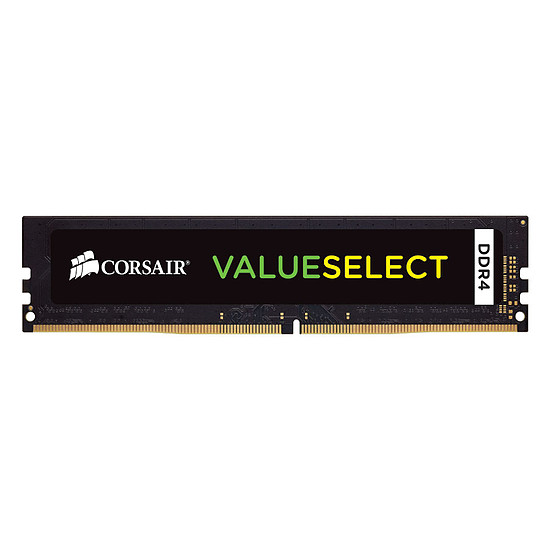 Mémoire Corsair ValueSelect DDR4 4 Go 2666 MHz CAS 18