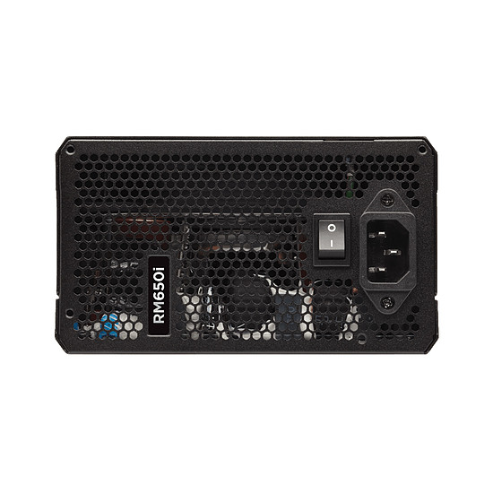 Alimentation PC Corsair RM650i - 650W - Autre vue
