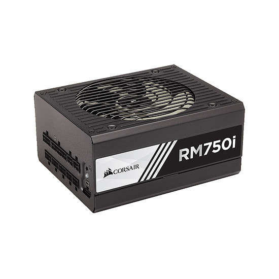 Alimentation PC Corsair RM750i - 750W