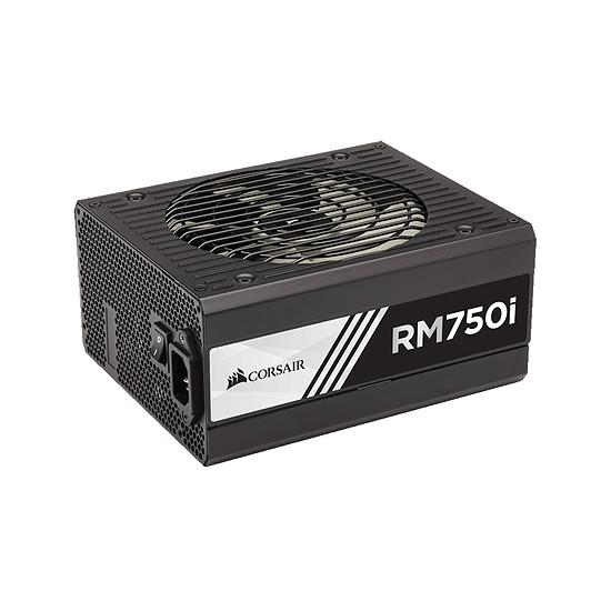 Alimentation PC Corsair RM750i - 750W - Autre vue