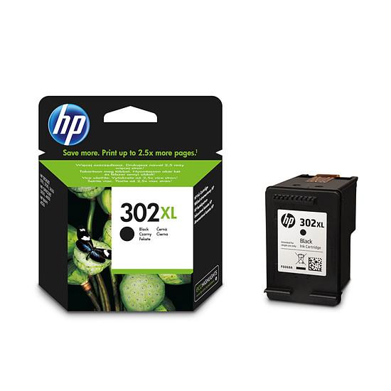 Cartouche imprimante HP Cartouche d'encre n°302XL (F6U68AE) - Noir