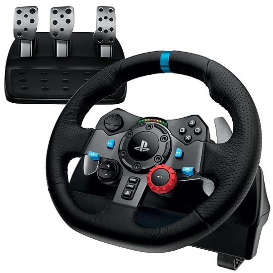 Simulation automobile Logitech G29 Driving Force