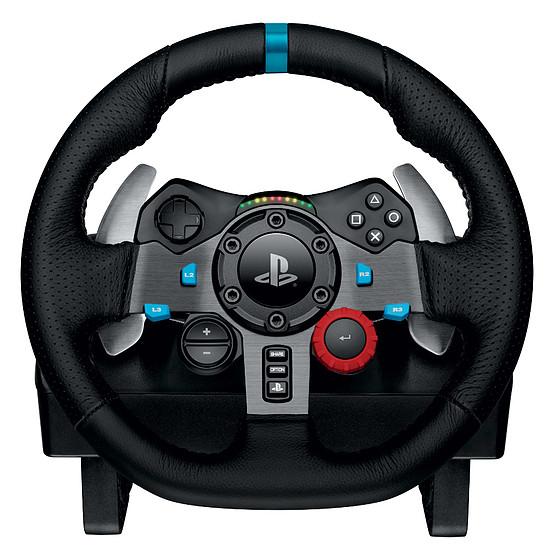 Simulation automobile Logitech G29 Driving Force - Autre vue