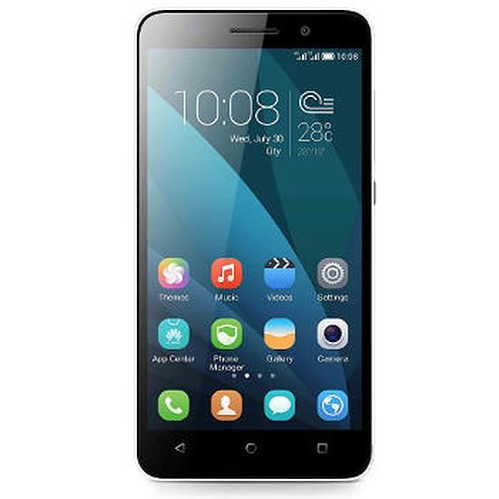 Smartphone et téléphone mobile Honor 4X (blanc)