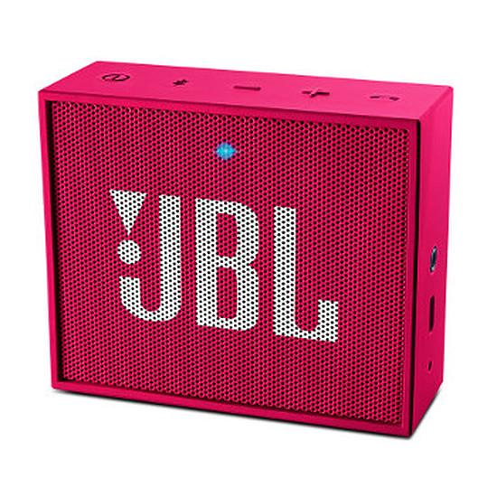 Enceinte Bluetooth JBL Go Rose