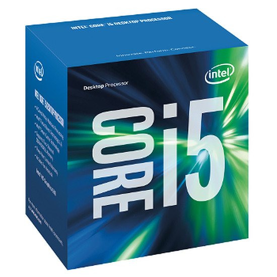 Processeur Intel Core i5 6400
