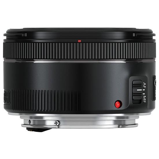 Objectif pour appareil photo Canon EF 50mm f/1.8 STM