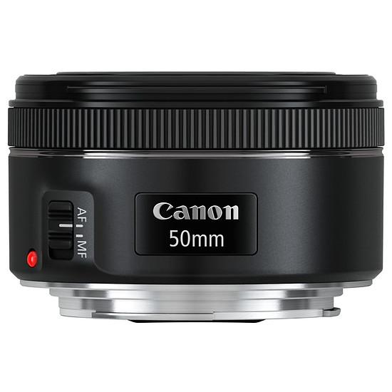 Objectif pour appareil photo Canon EF 50mm f/1.8 STM - Autre vue