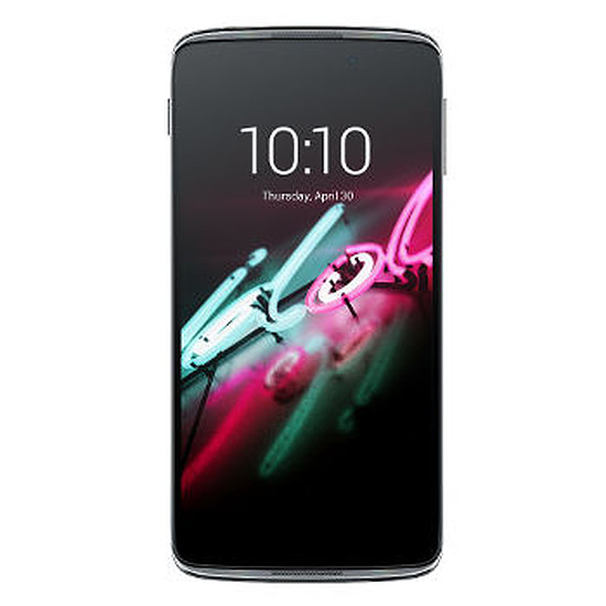 Smartphone et téléphone mobile Alcatel Mobile Idol 3(5.5) (gris)
