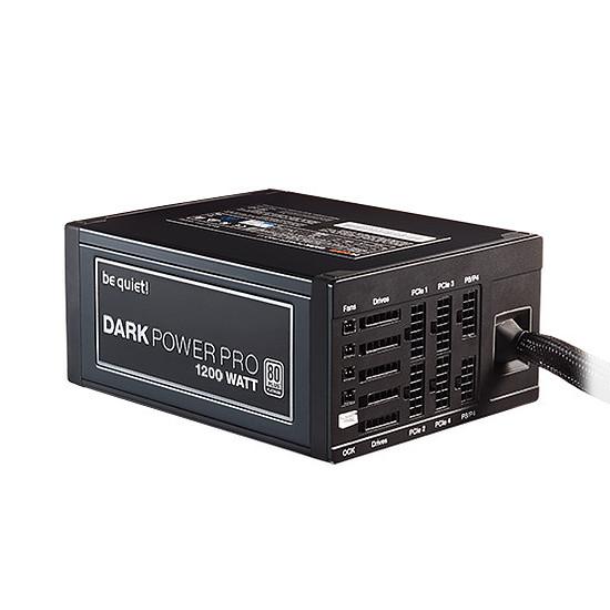 Alimentation PC Be Quiet Dark Power Pro 11 - 1200W - Platinum - Autre vue