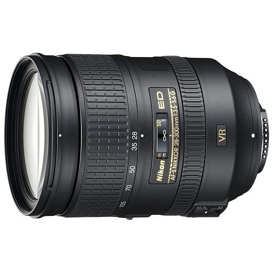 Objectif pour appareil photo Nikon AF-S FX 28-300mm f/3.5-5.6 G ED VR