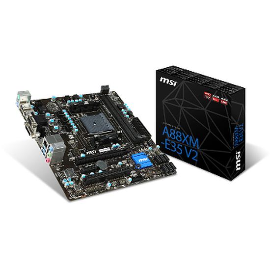 Carte mère MSI A88XM-E35 V2