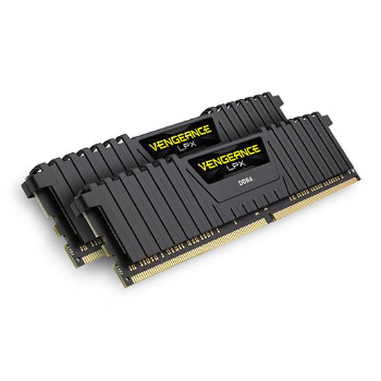 Mémoire Corsair Vengeance LPX Black DDR4 2 x 4 Go 2666 MHz CAS 16