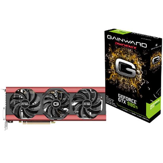 Carte graphique Gainward GeForce GTX 980 Ti Phoenix - 6 Go