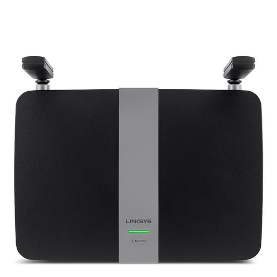 Routeur et modem Linksys EA6350 - Routeur WiFi AC1200 Gigabit double bande - Autre vue