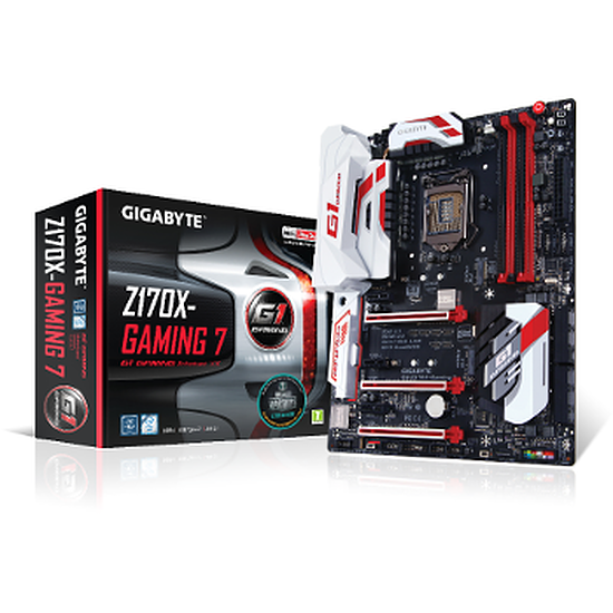 Carte mère Gigabyte GA-Z170X-Gaming 7