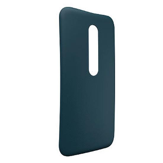 Coque et housse Motorola Coque (bleu) - Moto G 3ème génération