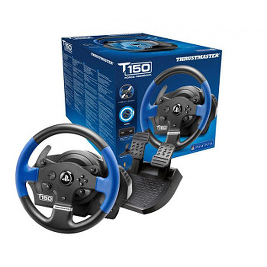 Simulation automobile Thrustmaster T150 Force Feedback