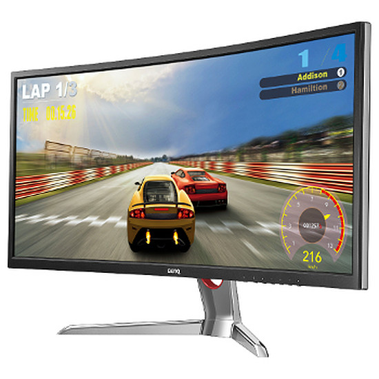 Écran PC BenQ XR3501 - Incurvé