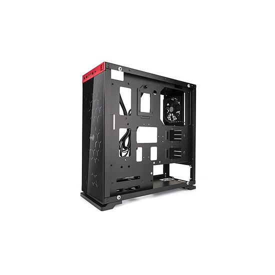 Boîtier PC In Win 805C Black / Red - Autre vue