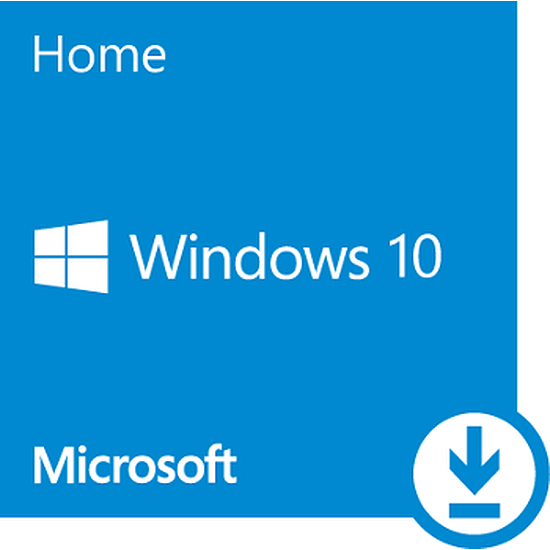 Windows Microsoft Windows 10 Home 64 bits (oem)