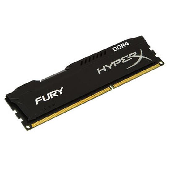Mémoire Kingston HyperX Fury DDR4 8 Go 2400 MHz CAS 15