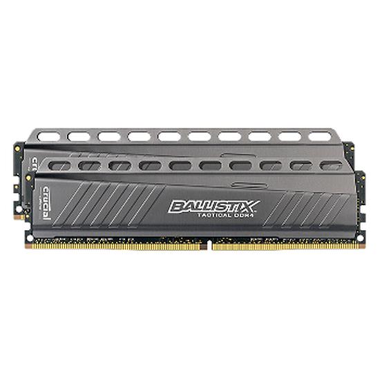 Mémoire Ballistix Tactical DDR4 2 x 4 Go 2666 MHz CAS 16 SR