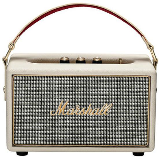 Enceinte Bluetooth Marshall Kilburn Creme