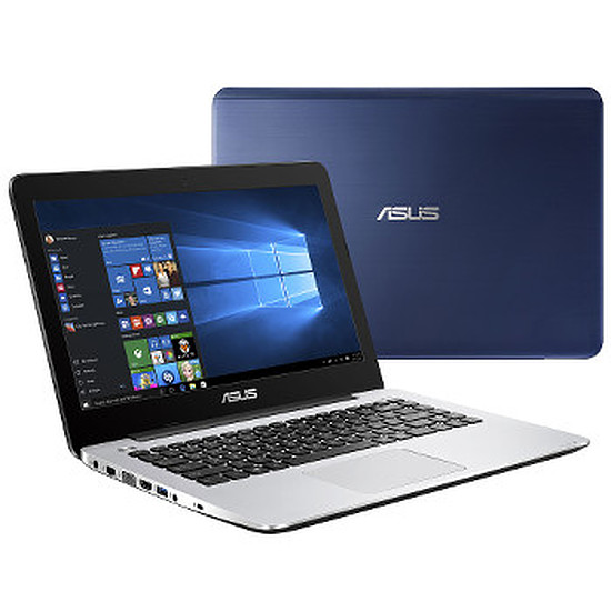 PC portable Asus K455LB-WX051T - i5 - 8 Go - SSD - GT 940M