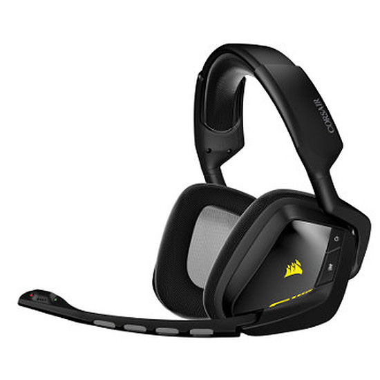 Casque micro Corsair Gaming VOID Wireless 7.1 - Noir