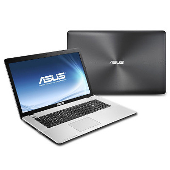 PC portable Asus R752LX-T4030T - i5 - 4 Go - 1 To - GTX 950M